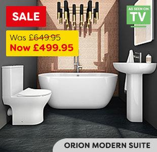 Victorian Plumbing Online Bathroom Specialist Clearance Event