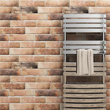 Orlando Ocre Porcelain Wall Tile - 75 x 300mm Medium Image