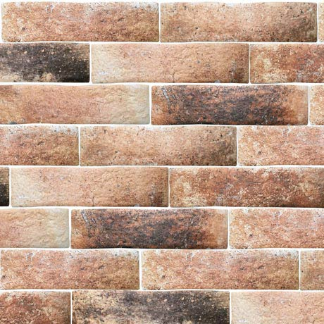 Orlando Ocre Porcelain Wall Tile - 75 x 300mm