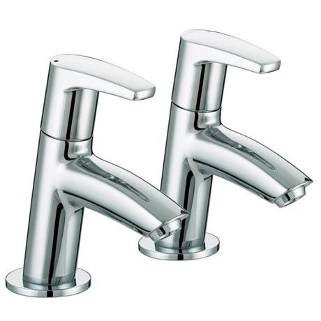 Bristan - Orta Basin Taps - Chrome - OR-1/2-C