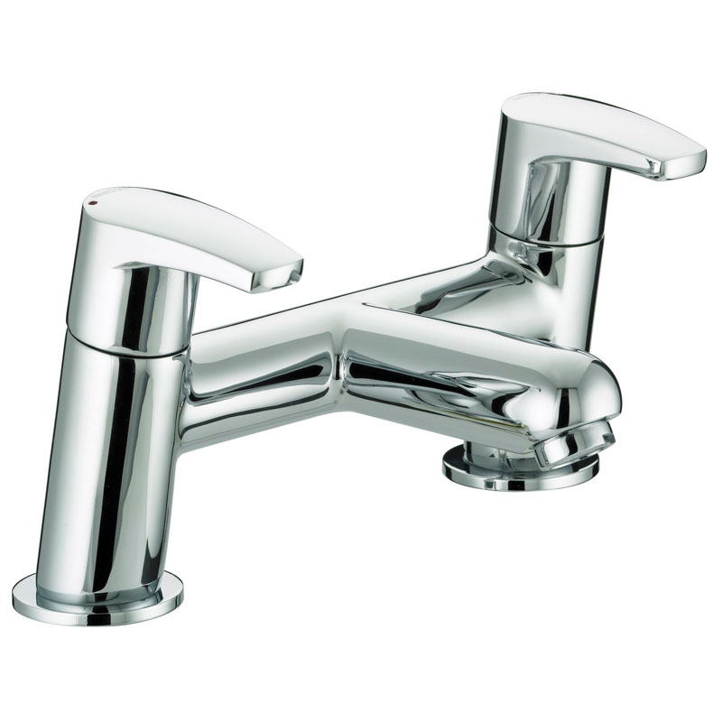 Bristan - Orta Bath Filler - Chrome - OR-BF-C Large Image