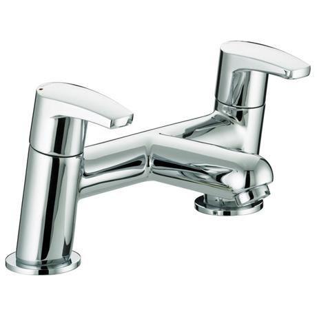 Bristan - Orta Bath Filler - Chrome - OR-BF-C