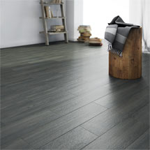 Oslo Carbon Wood Tiles - Wall and Floor - 150 x 600mm Medium Image