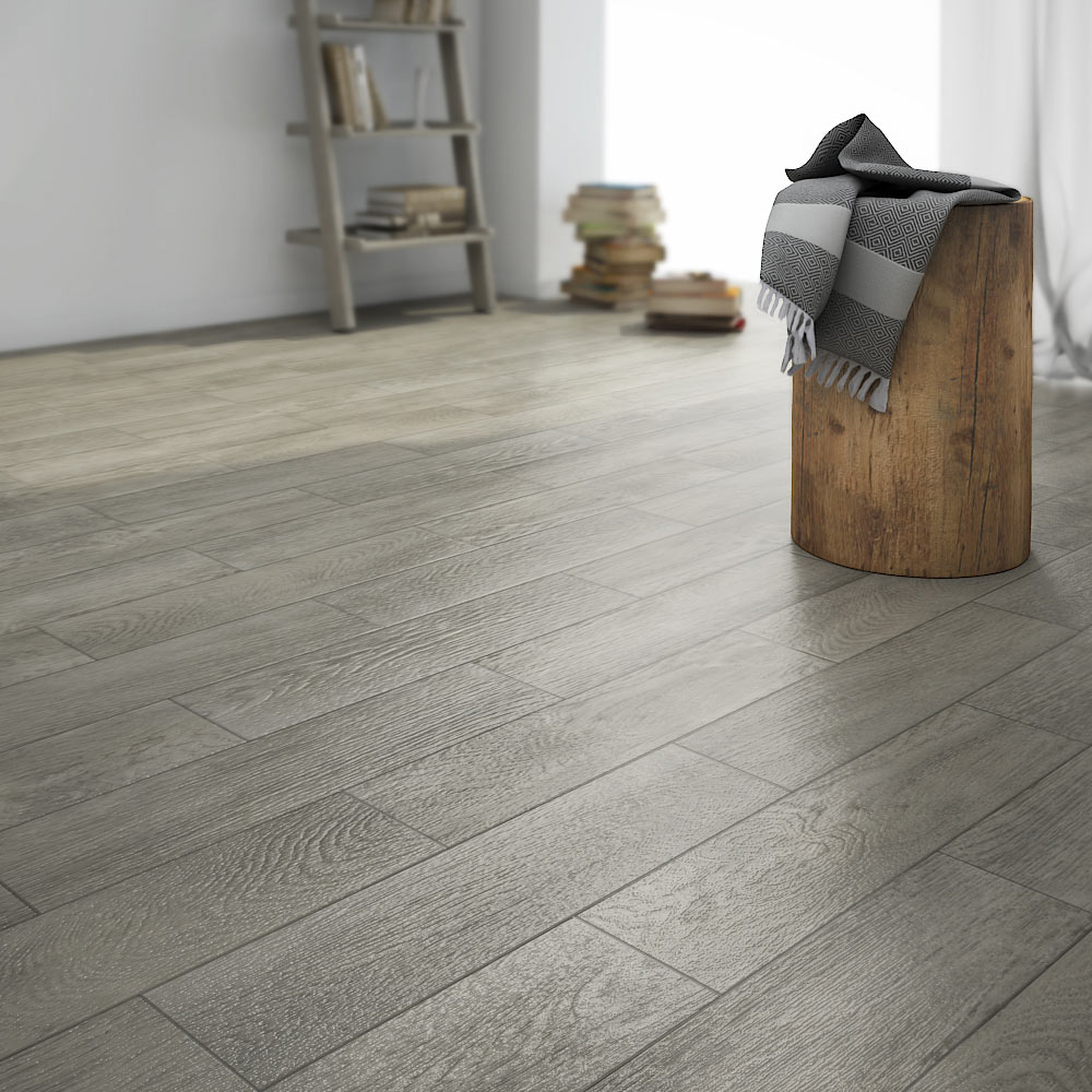 Oslo Maple Wood Tiles - Wall and Floor - 150 x 600mm Large Image