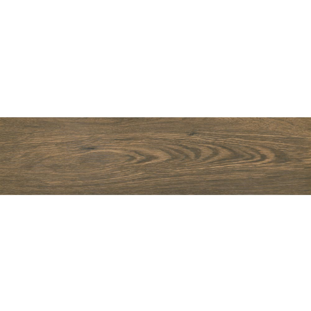 Oslo Dark Wood Tiles - Wall and Floor - 150 x 600mm Large Image