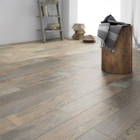Oslo Vintage Wood Tiles - Wall and Floor - 150 x 600mm