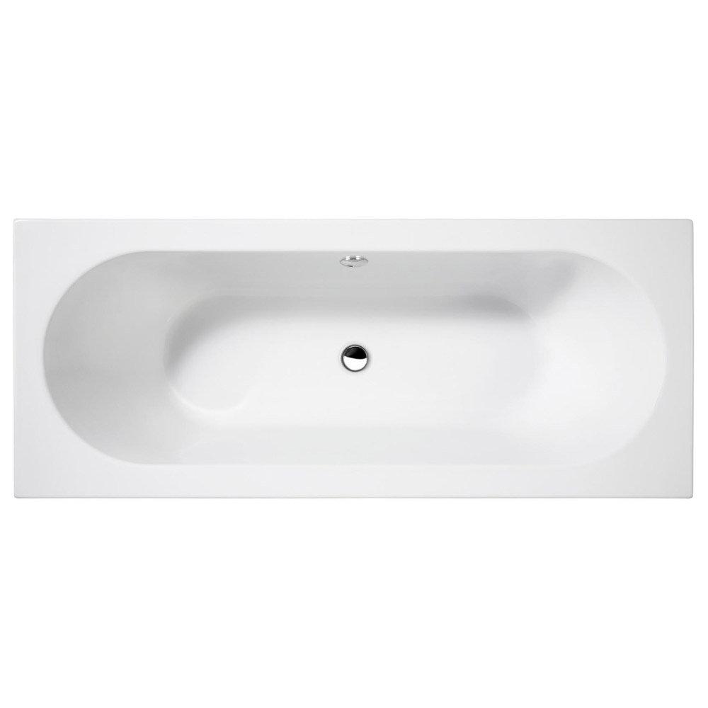 Otley Round Double Ended Acrylic Bath Large Image