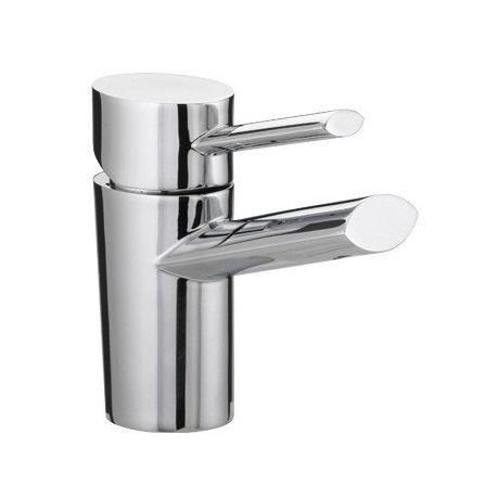 Bristan - Oval 1 Hole Bath Filler - Chrome - OL-1HBF-C