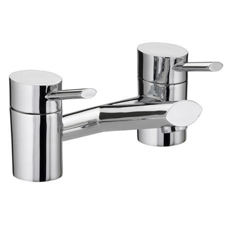 Bristan - Oval Bath Filler - Chrome - OL-BF-C