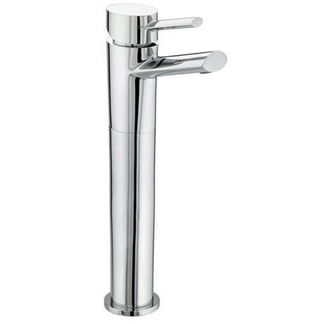 Bristan - Oval Tall Basin Mixer (no waste) - Chrome - OL-TBAS-C