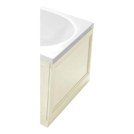Heritage 750mm Classic End Bath Panel - Various Colour Options