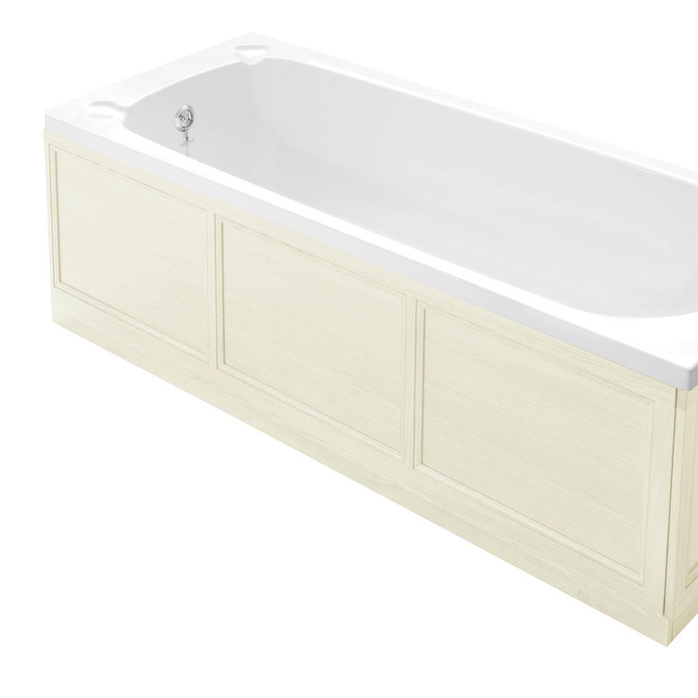 Heritage 1524mm Classic Front Bath Panel - Various Colour Options Large Image