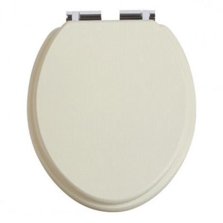 Heritage - Soft Close Toilet Seat - Various Colour Options
