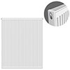 Type 21 H900 x W800mm Double Panel Single Convector Radiator - P908K profile small image view 1