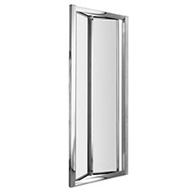 Pacific Bi-Fold Shower Door - Various Size Options Medium Image
