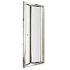 Pacific Bi-Fold Shower Door - Various Size Options profile small image view 1