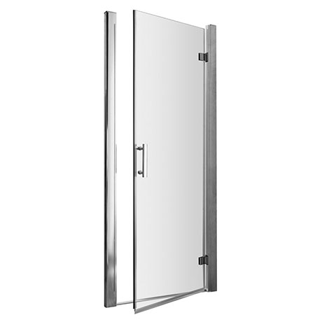 Pacific Hinged Shower Door - Various Sizes