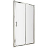 Premier Pacific Sliding Shower Door - Various Size Options profile small image view 1