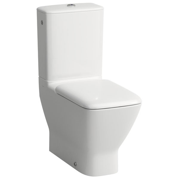 Laufen - Palace Close Coupled Toilet (Back to Wall) - PALWC1 Large Image