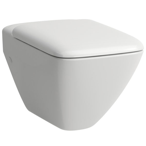 Laufen - Palace Wall Hung Pan with Toilet Seat - PALWC3 Large Image