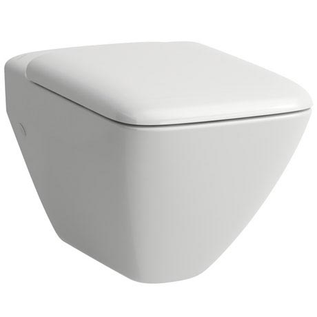 Laufen - Palace Wall Hung Pan with Toilet Seat - PALWC3