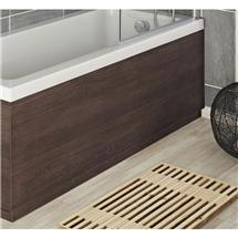 Hudson Reed Mid Sawn Oak Front Bath Panel Medium Image