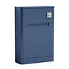 Nuie Elbe Satin Blue 550mm WC Unit - PAR341 profile small image view 1