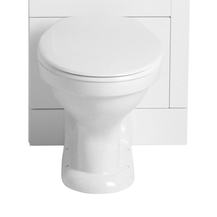 Heritage - Belmonte Back to Wall WC Pan Large Image