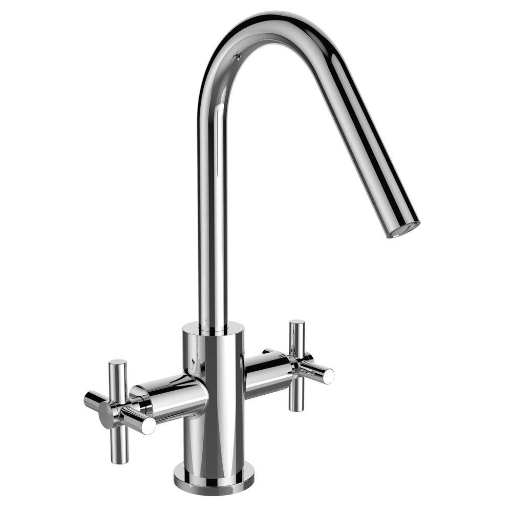 Bristan - Pecan Easy Fit Monobloc Kitchen Sink Mixer - PCN-EFSNK-C profile large image view 1