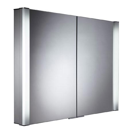 Roper Rhodes Perception Recessible Illuminated Mirror Cabinet - PE1000