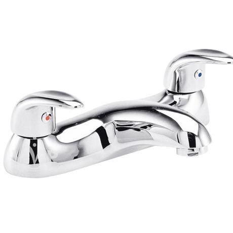 Ultra Eon Deck Mounted Bath Filler - Chrome - PF343