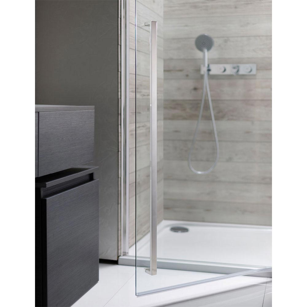 Simpsons Pier Hinged Shower Door Profile Large Image