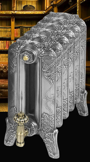 Paladin Piccadilly Cast Iron Radiator (460mm High) Large Image