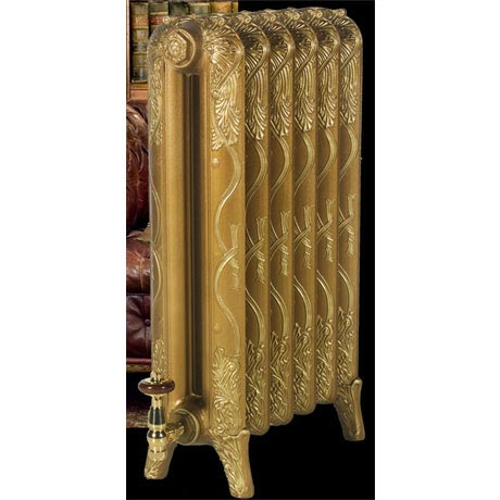 Paladin Piccadilly Cast Iron Radiator (660mm High)