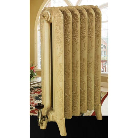 Paladin Piccadilly Cast Iron Radiator (760mm High)