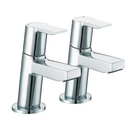 Bristan - Pisa Basin Taps - Chrome - PS1/2C
