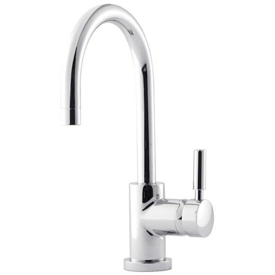 Ultra Helix Side Action Sink Mixer - Chrome - PK380 Large Image