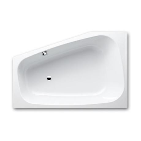 Kaldewei - Plaza Duo Steel Bath with Leg Set - No Tap Hole