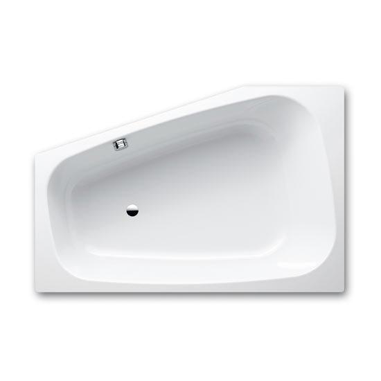 Kaldewei - Plaza Duo Steel Bath with Leg Set - No Tap Hole Large Image