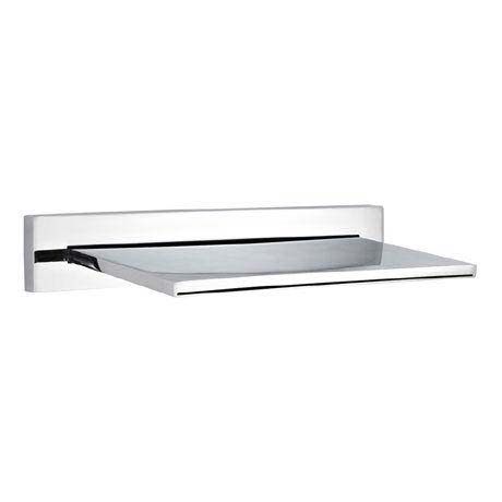 Hudson Reed - Slimline Fixed Shower/Bath Waterfall Filler - PN300