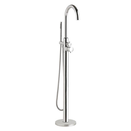 Hudson Reed Tec Single Lever Thermostatic Mono Bath Shower Mixer - PN322