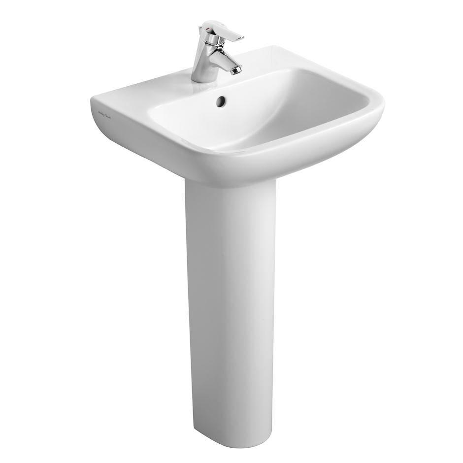 Armitage Shanks Portman 21 1TH Basin & Pedestal