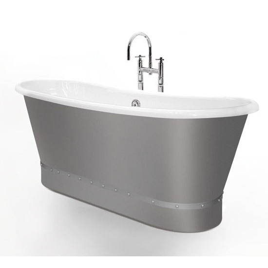 Royce Morgan Portland 1710 Luxury Freestanding Double Ended Bath Large Image