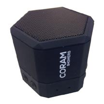 Coram Water Resistant Bluetooth Wireless Speaker Medium Image