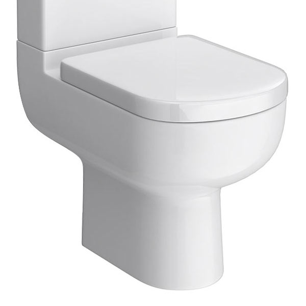 Cruze Close Coupled Pan (excluding Seat)