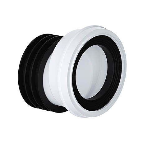 Viva 20mm Offset Easi-Fit WC Pan Connector