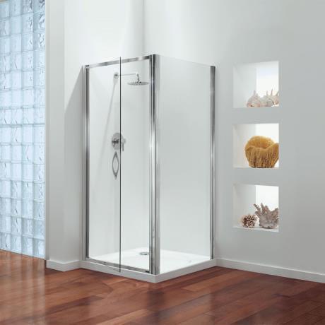 Coram Premier Pivot Shower Door Now At Victorian