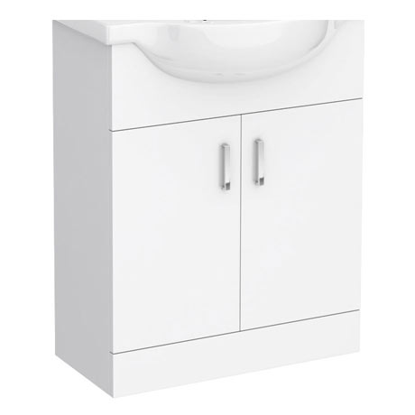 Cove 650mm Vanity Cabinet (excluding Basin)