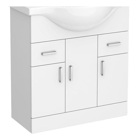 Cove 750mm Vanity Cabinet (excluding Basin)
