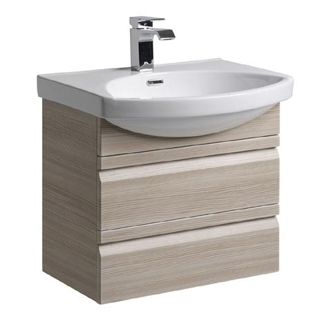 Roper Rhodes Profile 600mm Wall Mounted Unit - Pale Driftwood
